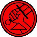Bprd Hellboy Icon Badge Deviantart Logos Tattoo