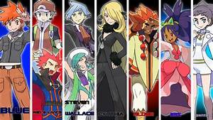 Pokemon Champions Wallpaper
