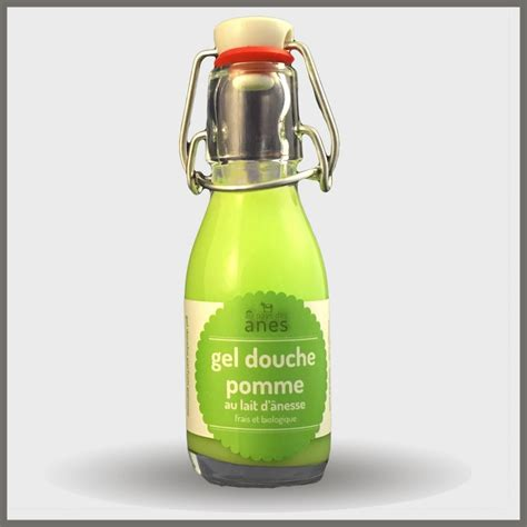 Gels Douche Limonade Pomme 100ml  Eacale Provence