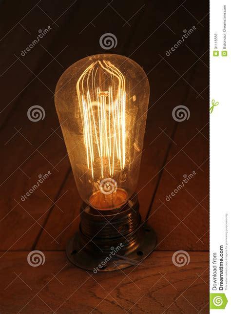 vintage bulb royalty free stock photos image 31116568