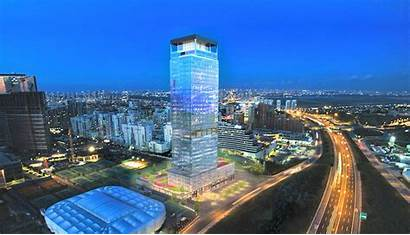 Istanbul Apartments Highway Turkey Facing Contemporary
