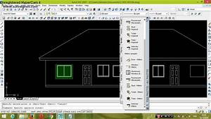 How To Draw Building Plan Elevation Using Autocad