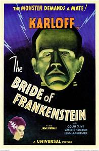 All Posters for The Bride of Frankenstein at Movie Poster Shop