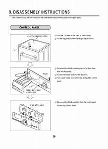 Disassembly Instructions