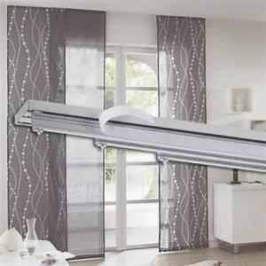 Schiebegardine 260 Cm Lang : fl chenvorhang system von bauhaus ansehen ~ Bigdaddyawards.com Haus und Dekorationen