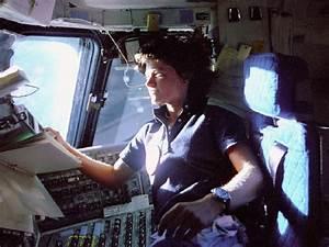 Who Was Sally Ride?   NASA