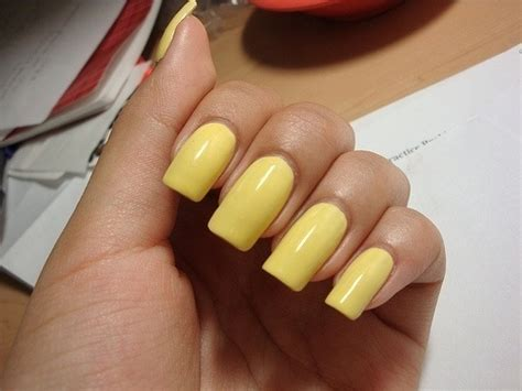 Yellow Nails Pictures, Photos, And Images For Facebook