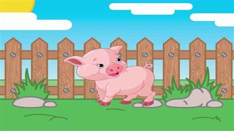 Cartoon Animals For Children
