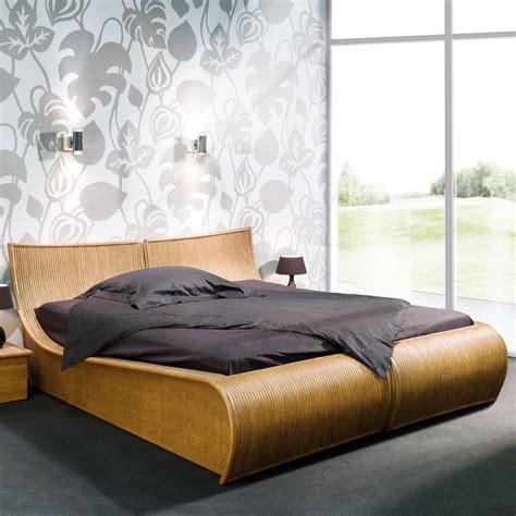 chambre en osier lit rotin nui 4317