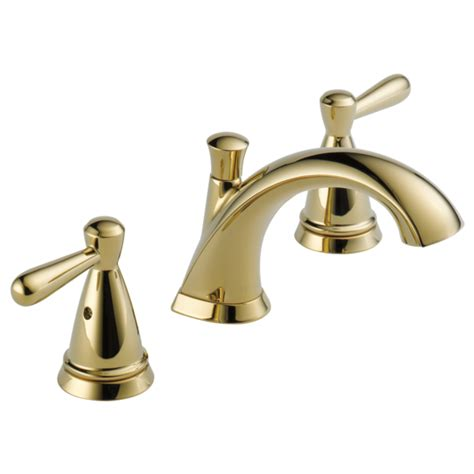 plf pb  handle widespread bathroom faucet