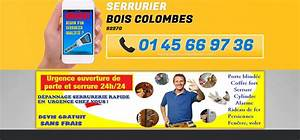 serrurier bois colombescom des agents pour la With serrurier bois colombes