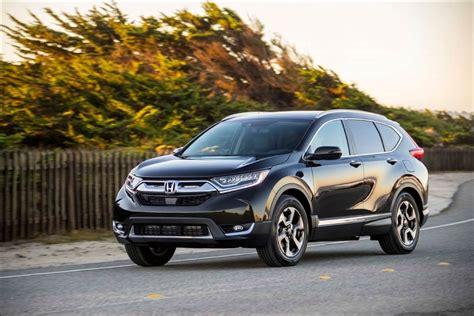 2019 Honda Crv by Review 2019 Honda Crv Colors Hybrid Changes Model