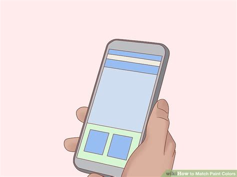 3 ways to match paint colors wikihow