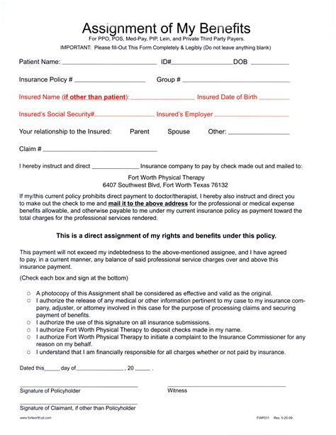 New Patient Forms  Fort Worth Physical Therapy And Pain. Objectives For Resumes For Students Template. Free General Affidavit Form Download. Microsoft Business Letter Template. Mla Letter Format Template. Christening Invitation Template Free Download. Weekly Lesson Plan Formats Template. No Experience Medical Assistant Template. Sample Bill Of Sale Word Document Template