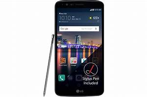 Lg Stylo 3 Smartphone With Stylus Pen For Boost Mobile