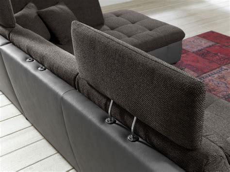 Couch Mit Kopfsttze Fabulous Ewald Schillig With Schillig