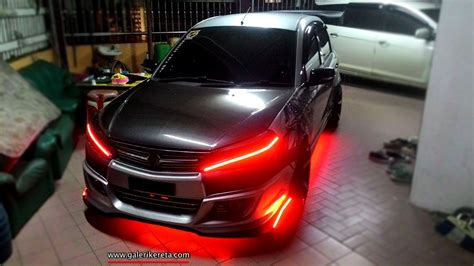 proton saga flx custom share  ride gk galeri kereta