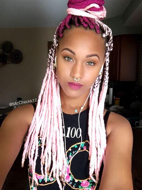 hair braid styles pin by miccheckk12 on hairstyles yarn braids 9296
