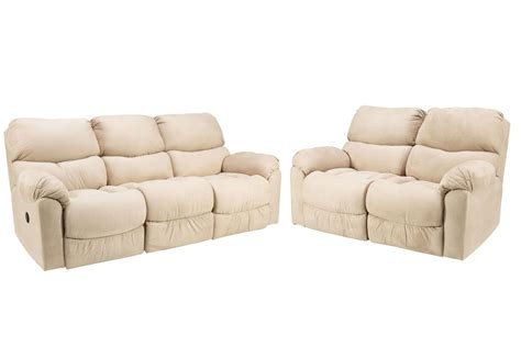 Microfiber Reclining Sofa And Loveseat by Hazel Microfiber Reclining Sofa Loveseat At Gardner White