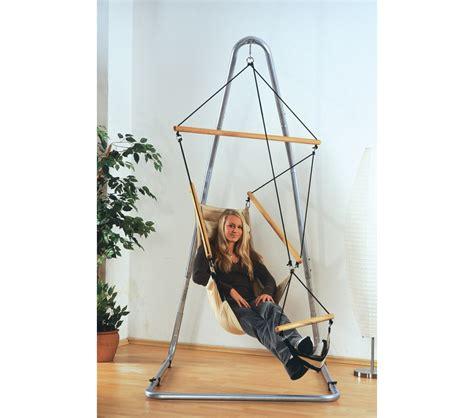 support hamac siege fauteuil suspendu design amazonas