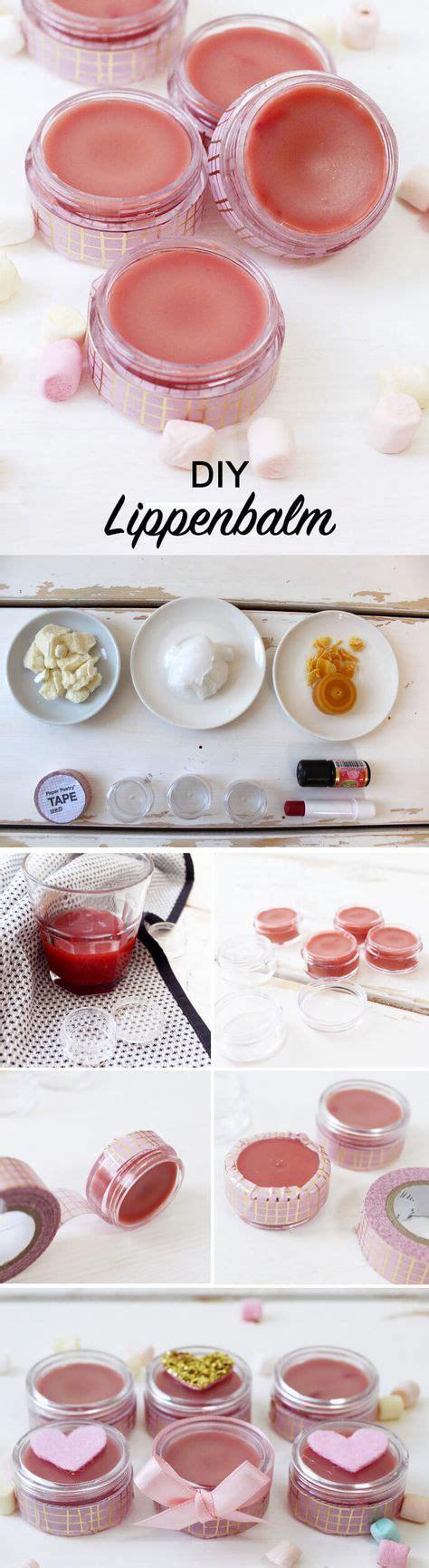 valentinstag geschenke selber machen für männer diy lippenbalsam aus sheabutter selber machen tolle geschenkidee diy kosmetik diy