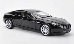 Aston Martin Miniature : aston martin rapide miniature noire lhd 2010 autoart 1 18 voiture ~ Melissatoandfro.com Idées de Décoration