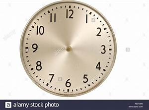 Old industrial wall clock without hands stock photo for Wall clock without hands