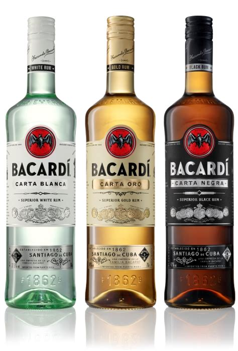 what to mix with rum bacardi launches new bottle design design week
