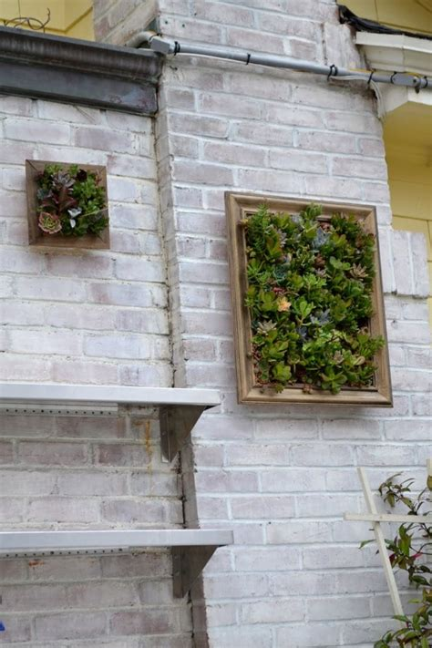 outdoor walls ideas 55 best images about outdoor decor on pinterest