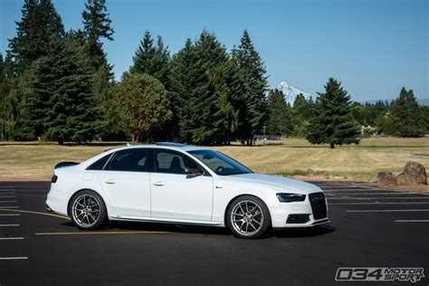 geoff s dual pulley tuned b8 5 audi s4 3 0t
