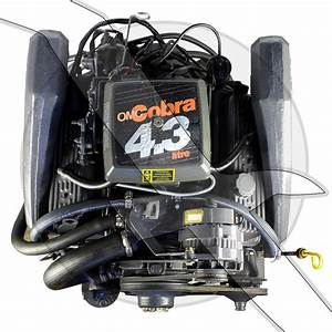 4 3l 262ci Omc Cobra Engine Motor Marine 4 3 262 1986 To