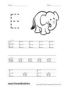 letter e worksheet tim 39 s printables