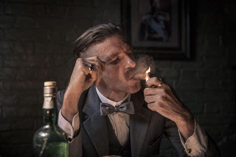 peaky blinders actor paul anderson shares
