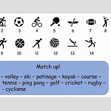 French Lesson Hobbies, Sports And Weather By Audebie  Teaching Resources Tes