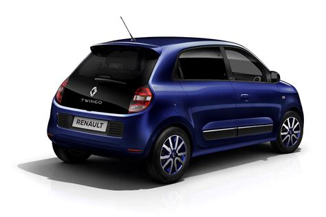 renault twingo renault twingo gets optional edc dual clutch transmission