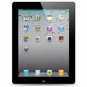 iPad 2 Black Icon - iPad 2 Icons - SoftIcons.com