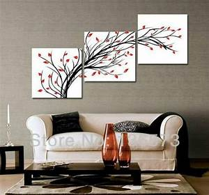 3diagonalwallartset piece wall art set modern With wall art for living room