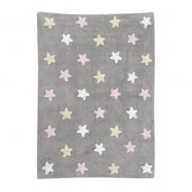Teppich Waschen Waschmaschine : tapis enfant estrellas tricolor gris lorena canals 120x160 ~ Buech-reservation.com Haus und Dekorationen