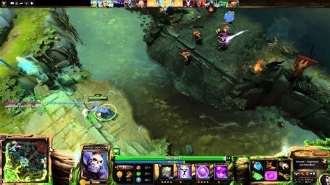 dota 2 witch doctor gameplay german gameplay hd youtube