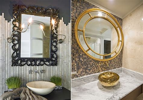 Decorative Mirrors For Bathrooms by Selecting A Bathroom Vanity Mirror