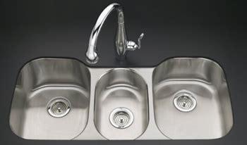 Kohler K 3166 L NA Undertone Undercounter Kitchen Sink