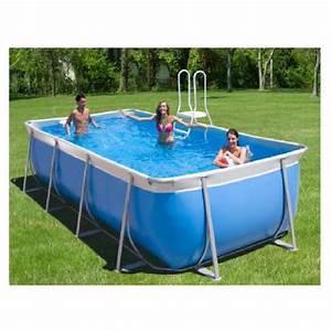 infos sur piscine hors sol pas cher arts et voyages With piscine rectangulaire hors sol pas cher