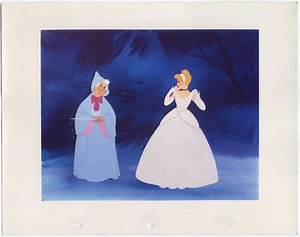 auction.howardlowery.com: Disney CINDERELLA Dye-Transfer ...