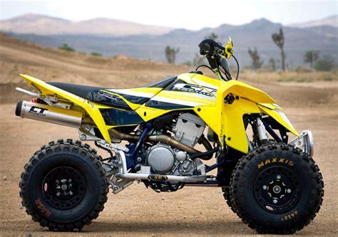 Suzuki 400 Ltz by Ct Racing Ltz400 Exhaust Pipe Kit