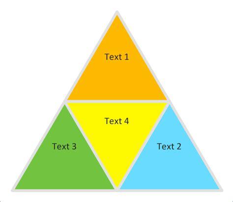 Triangle Chart Template Triangular