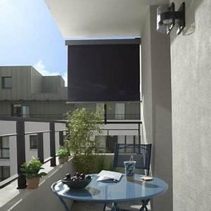 Store De Balcon Sans Fixation : brise vue liso r tractable pour balcon castorama ~ Edinachiropracticcenter.com Idées de Décoration