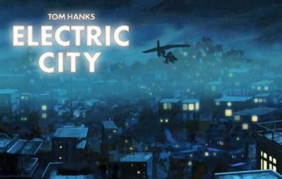 electric city web series wikipedia