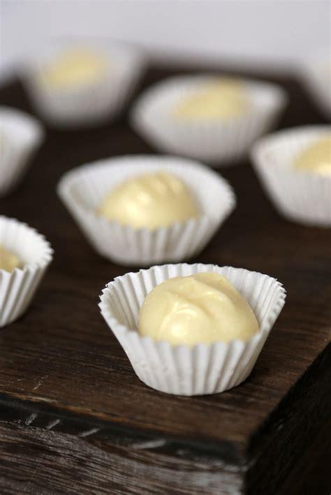 white chocolate truffles white chocolate truffles popsugar food