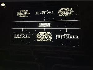 SDCC 2015: Possible leaked Star Wars timeline shows film ...