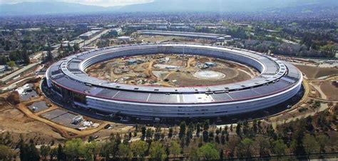 apple park le futur siège d 39 apple entre bientôt en